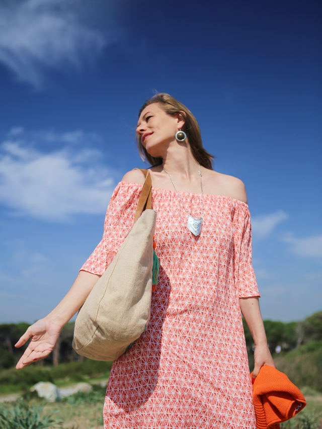 vestido de verano surkana