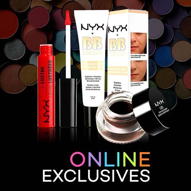 NYX Cosmetics kini di Lazada