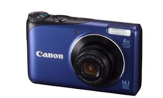 Spesifikasi Kamera CANON PS A2200