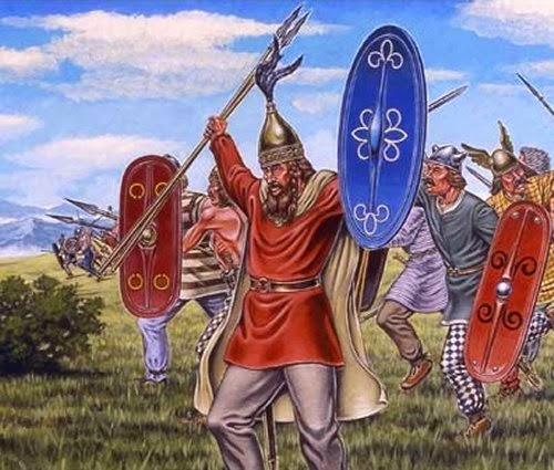 History - The Gauls and the Romans