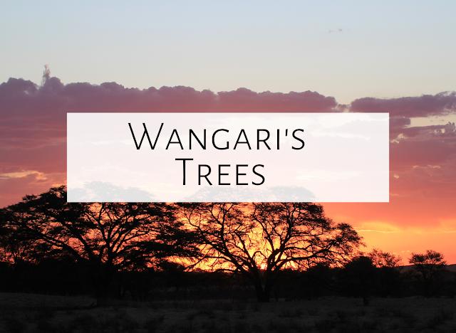 Fifth Grade Performance {Wangari's Trees of Peace}