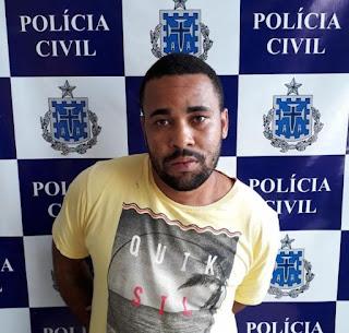Foragido do presidio de Itabuna é preso em São Felipe
