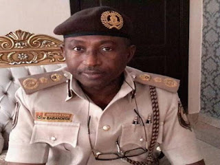 News: Nigeria Immigration Service promotes 8821 officers and men