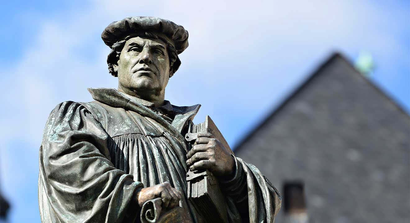 God's Generals - Martin Luther ... Reformation, Works and Facts (Part 1)