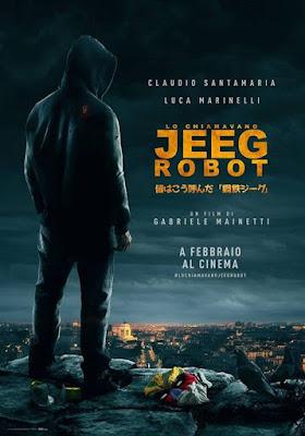 Meu Nome é Jeeg Robot (2009) Dublado e Legendado HD 1080p