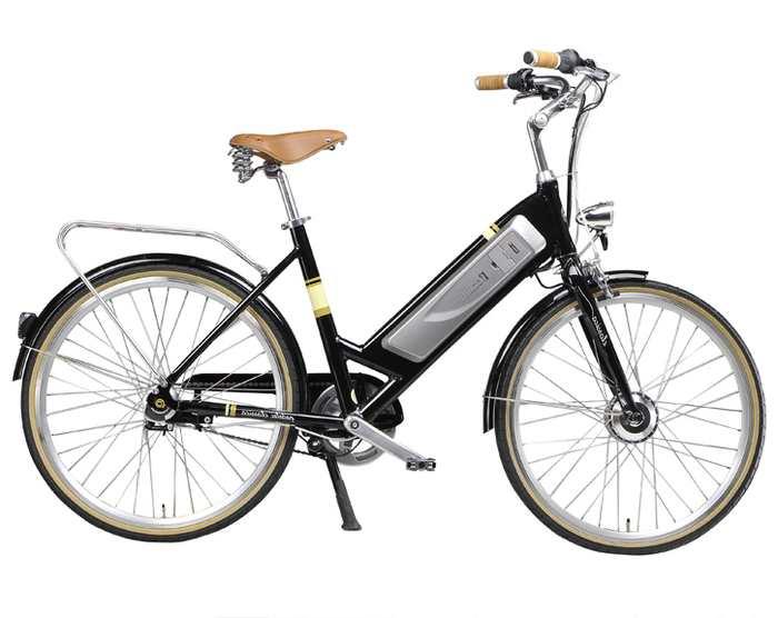 bicicleta electrica Benelli Classica - bicicletaselectricas.club
