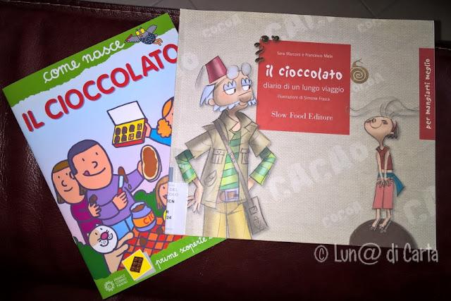 progetto bambini cioccolato