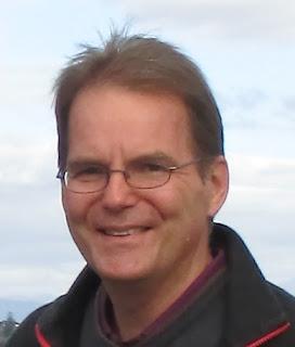 Author Lyle Slovick