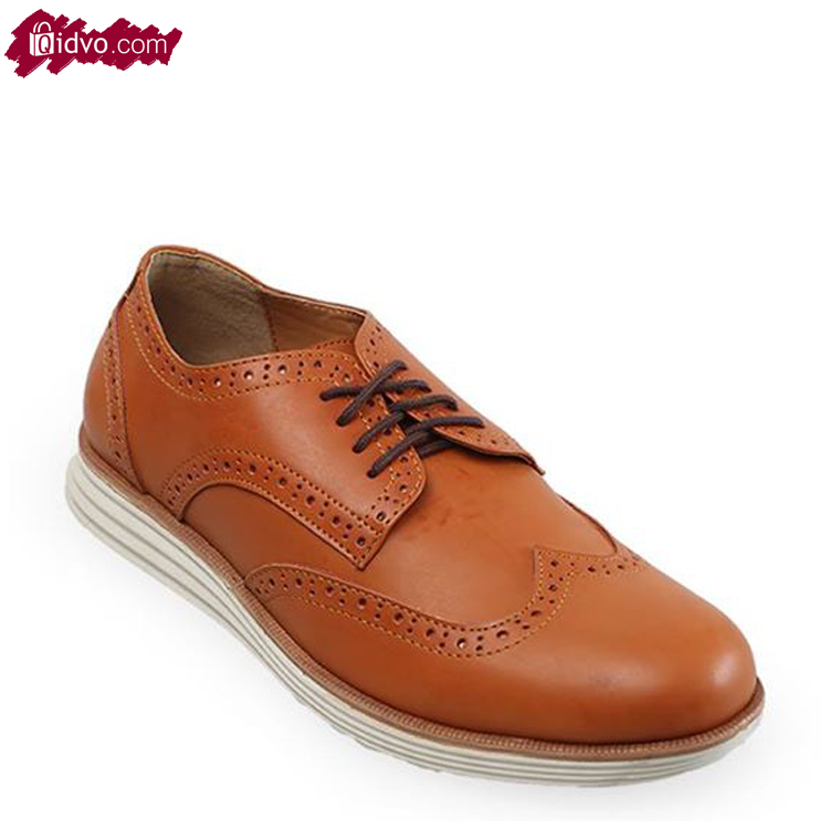 Sepatu Oxford Mens Republic Snazzy - Tan