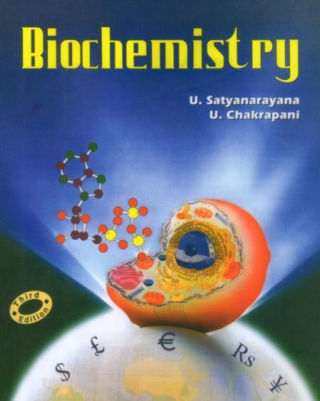 Biochemistry By U Satyanarayana Pdf