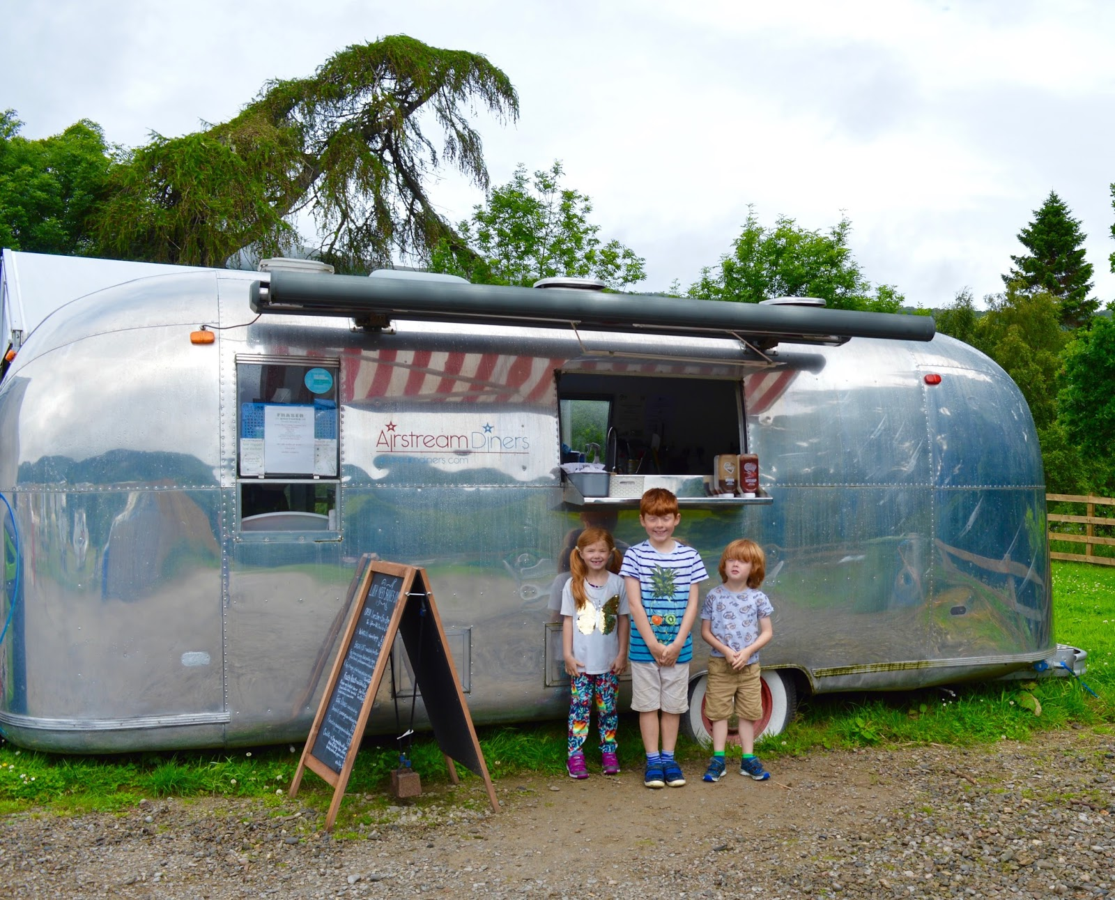 Loch Ness Shores Campsite | A Review