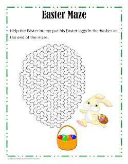 rabbit maze puzzle