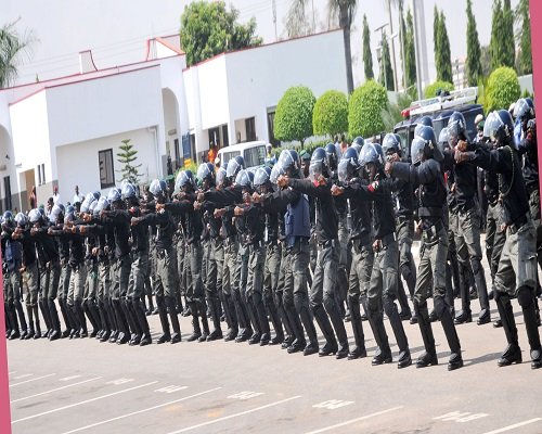 Recruitment: Police Commence Training of Successful Candidates