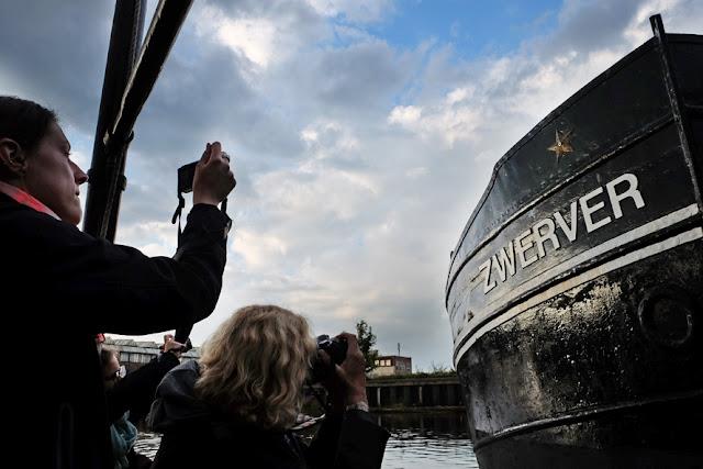 Fotografie workshops vanaf het water © Artstudio23.com Breda