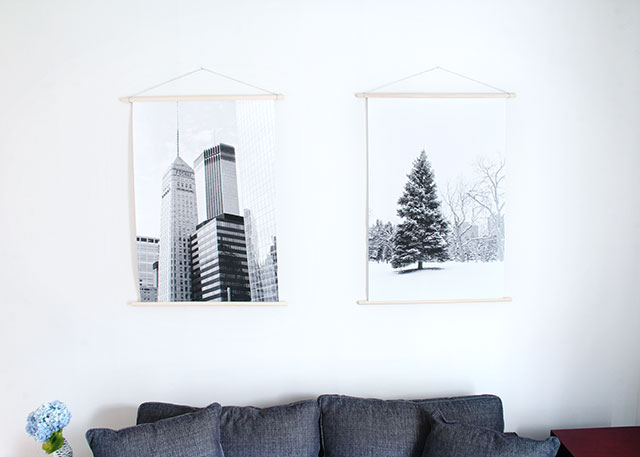 Cost-effective wall art - What are you waiting for?