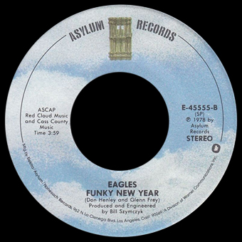 Don Henly Christmas.Reading Between The Grooves Eagles Funky New Year
