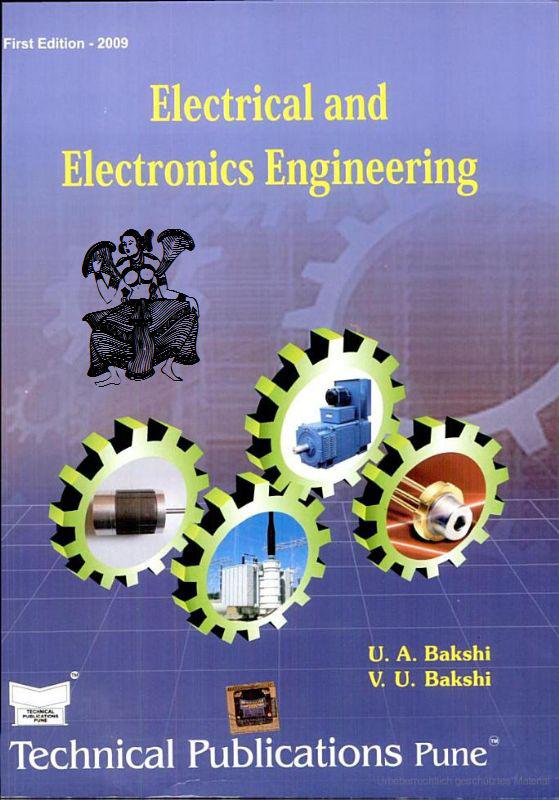 Electrical And Electronics Engineering|Coffee With E Books ...