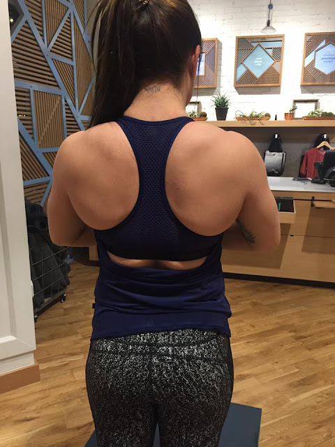 lululemon fit-physique tight-tank