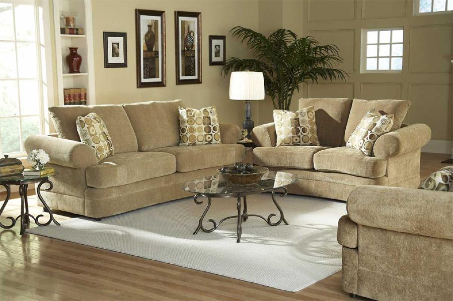 Living Room Set - The Living Room