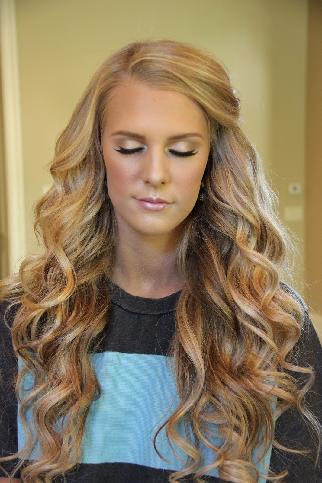 I wish my hair could look like hers :( | hair | Pinterest ...