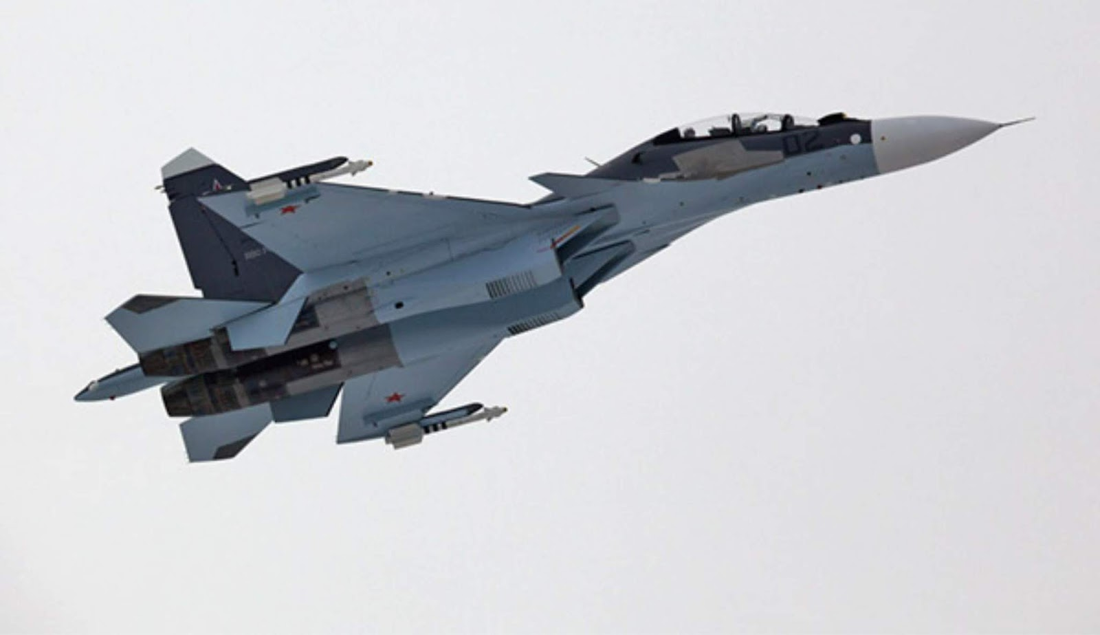 Pesawat tempur Su-30SM akan menggunakan mesin Su-35S