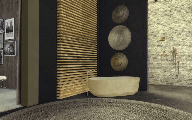 salle de bain à télécharger sims 4