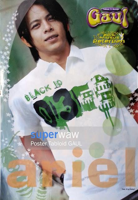 Poster peterpan band