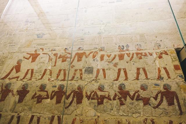 エジプト美術(Egyptian Art)|ペルネブの墓(Mastaba Tomb of Perneb)