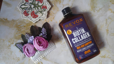 REVOX BIOTIN VE COLLAGEN ŞAMPUAN