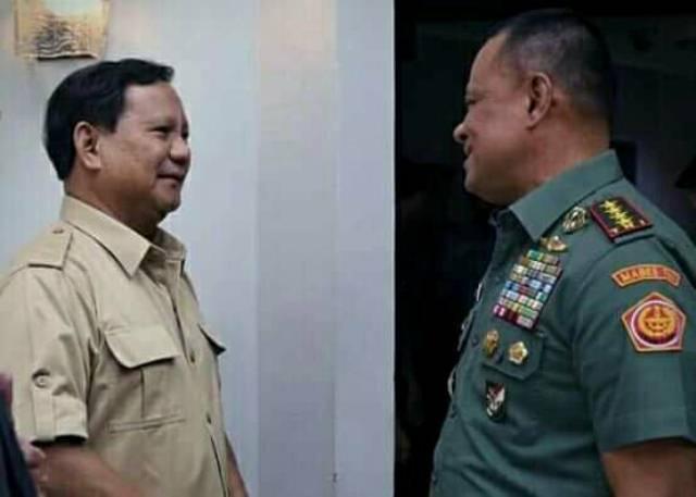 Pengamat: Jokowi Hanya Takut Kalau Prabowo Usung Gatot