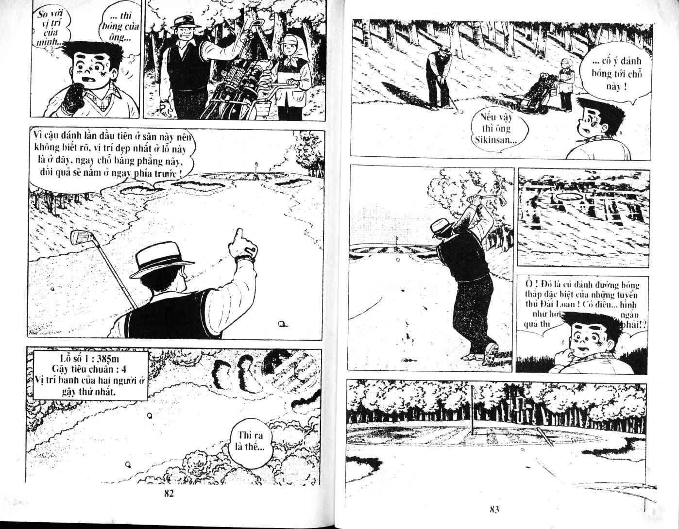 Ashita Tenki ni Naare chapter 35 trang 40