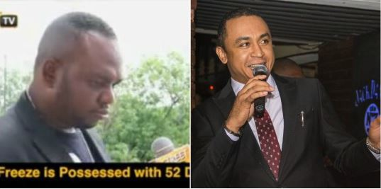 Daddy Freeze Slams Pastor Who Said He is Possessed By 52 Demons