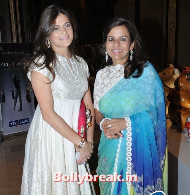 , Manasi Scott, Madhoo at Make a Wish Foundation Fundraising Event