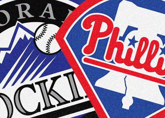Phillies set to host the Rockies