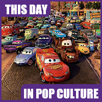 "The movie ""Cars"" was released in theaters on June 9, 2006."