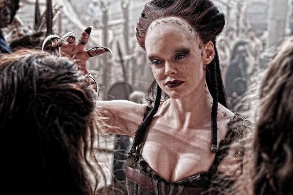 Rose McGowan en Conan el Barbáro