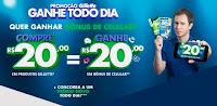Promoção Gillette Ganhe Todo Dia promogillette.com.br