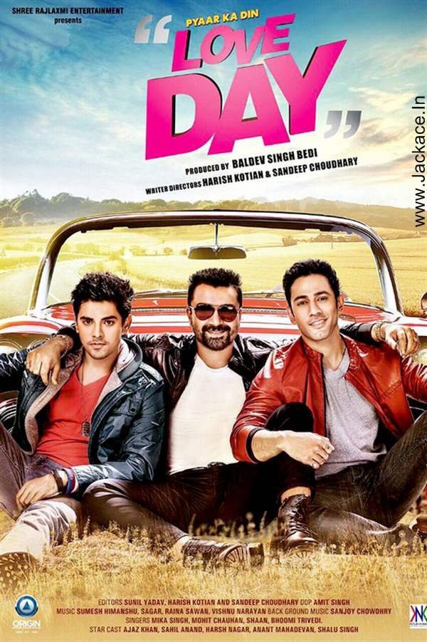 Love Day First Look Poster 2