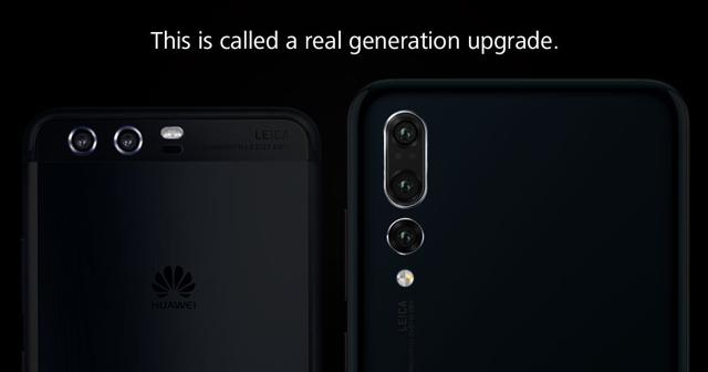 Huawei se burla del Galaxy Note 9