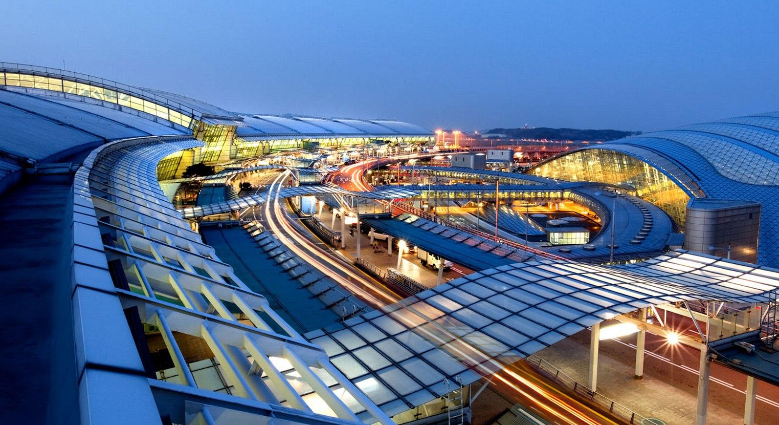 Resultado de imagen de Seoul Incheon airport