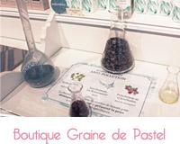 boutique graine de pastel