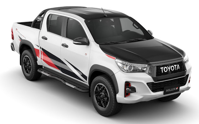 Toyota Hilux 2019 GR-S