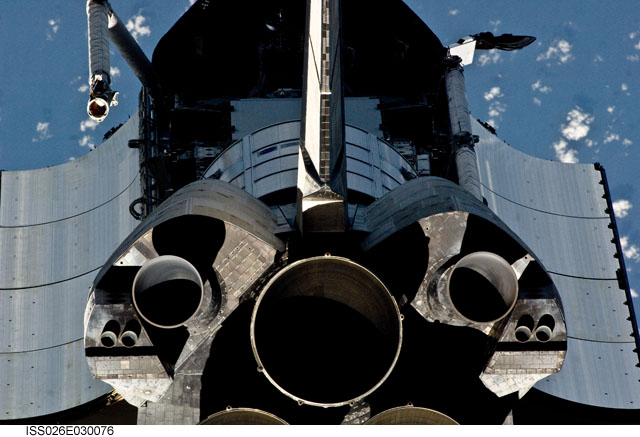 space shuttle oms -#main