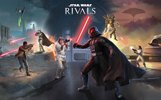 Star Wars Rivals APK 4.11.23