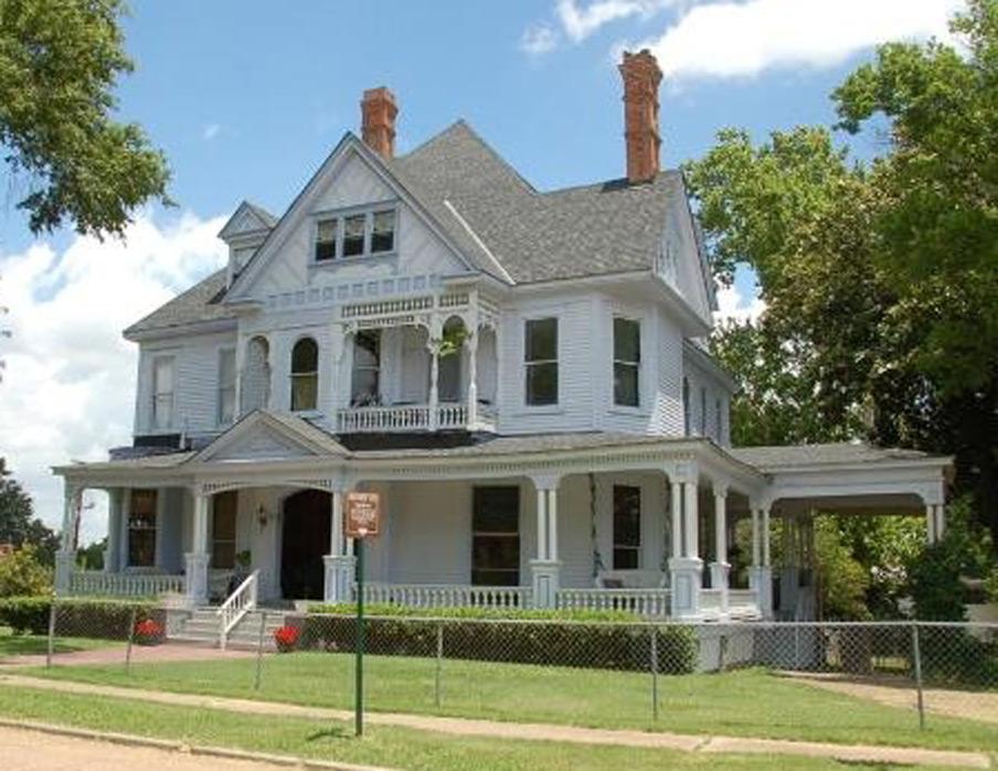 Haunted nation logan mansion shreveport la the for Home builders in shreveport la