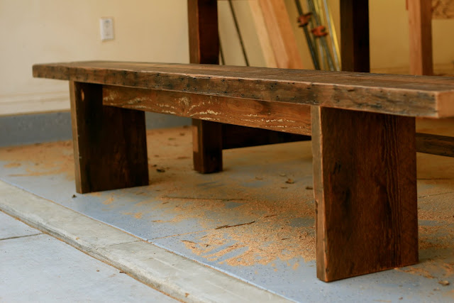 Arbor Exchange Reclaimed Wood Furniture Echo Park 8ft