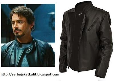 Gambar Jaket Iron Man