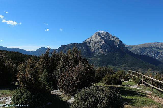 Pedraforca, Alt Berguedà, Parc natural del Cadí-Moixeró