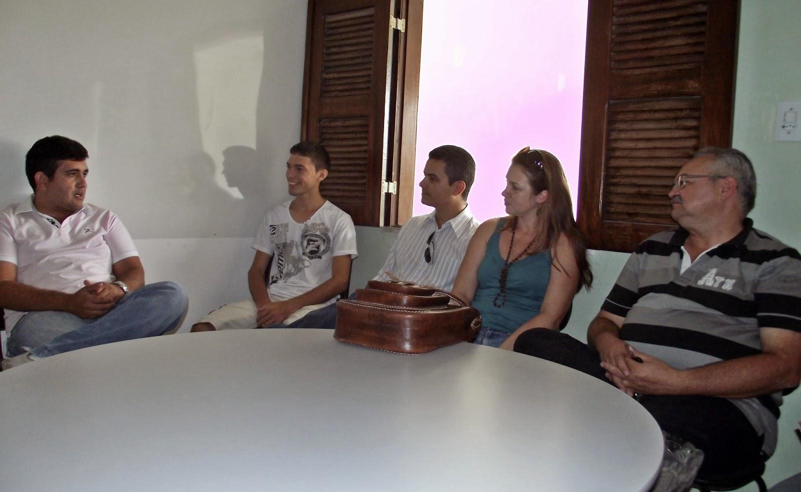 Adel recebe visita da Ashoka e do Instituto Sertão Vivo – ADEL