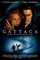 a review of andrew niccols movie gattaca starring ethan hawke and uma thurman Directed by andrew niccol with ethan hawke, uma thurman, jude law, gore vidal a genetically inferior man assumes the identity of a superior one in order to pursue his lifelong dream of space travel.